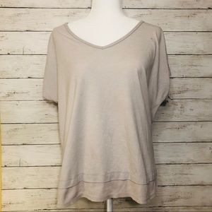 Lole open back active t-shirt
